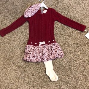 Other - Girls Holiday Heirloom Outfit